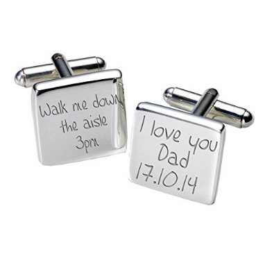 Walk Me Down the Aisle - Father of the Bride Gift