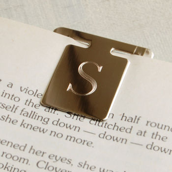 Square bookmark
