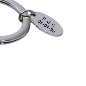 Alice in Wonderland Charm Keyring