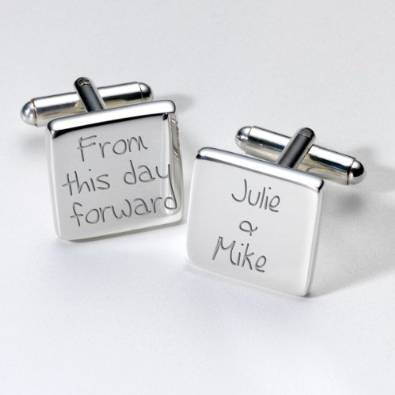 From this Day forward cufflinks
